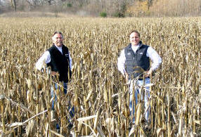 Kurt Palmer, Blake Palmer - Outstanding in our Field